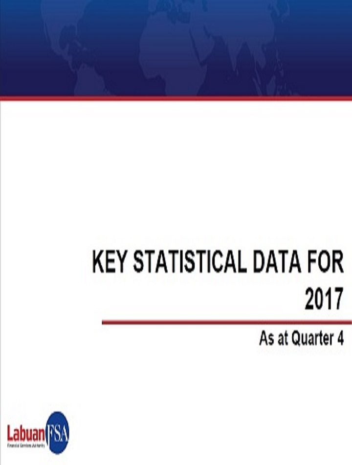 Statistics for 2017-as at Quarter 4