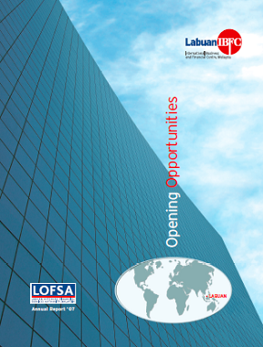 Labuan Offshore Financial Services Authority Annual Report 2007