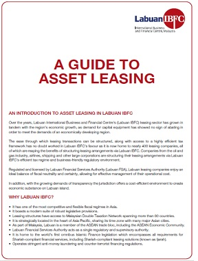 A Guide to Asset Leasing