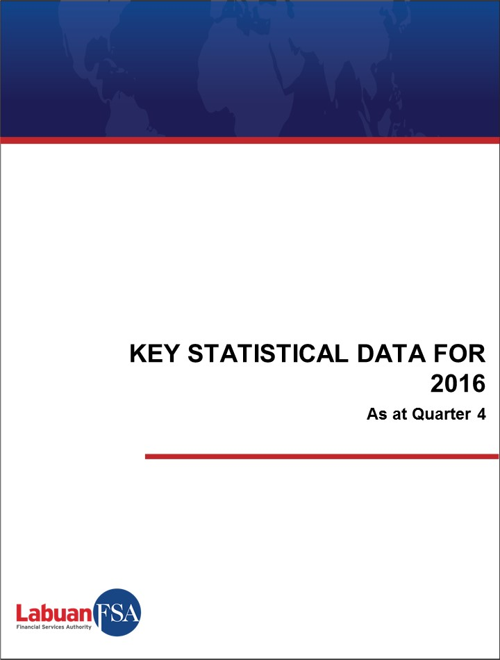 Statistics for 2016 - as at Quarter 4