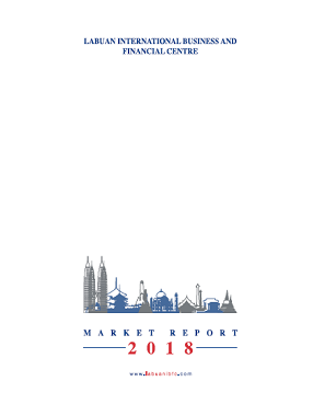 Labuan IBFC Market Report 2018