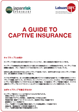 A Guide to Captive Insurance (Japanese)