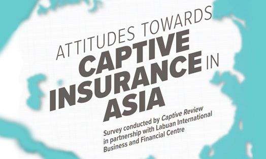 Attitudes towards Captive Insurance in Asia